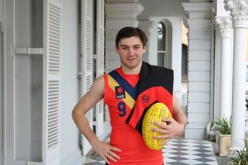 Taheny joins Geelong in 2019 AFL Draft
