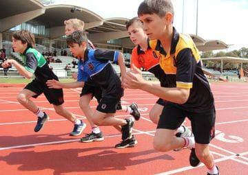 Athletics Carnival 2020