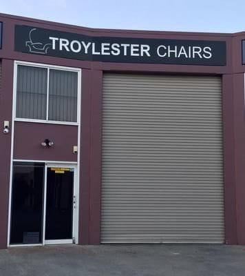 Troy Lester Chairs, building custom chairs on the Gold Coast
