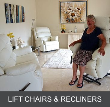Lift chairs & recliners Gold Coast