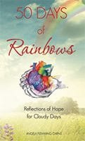 50 Days of Rainbows by Angela Flemming Cairns