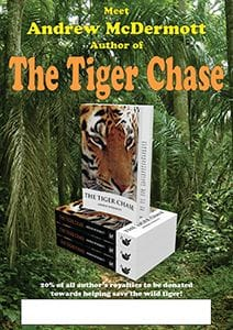 The Tiger Chase Poster