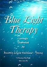 Blue Light Therapy by Beverley Louise Halshaw-Young
