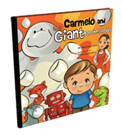 Carmello and the Giant Marshmallows by Mellissa Hapi