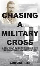 Chasing A Military Cross by Caroline Ness