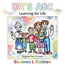 DR's ABC Book 2 by Susanne L Sticklen