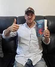 Author Darren Kasenkow