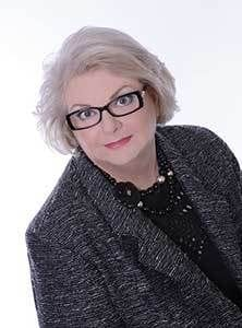 Author Fay Simmonds-Peters