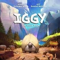 Iggy - The Little Book by Graeme Allan