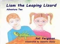 Liam the Leaping Lizard 2 by Pat Ferguson