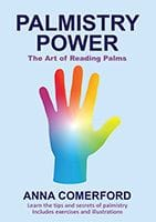 Palmistry Power by Anna Comerford