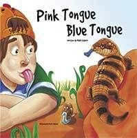 Pink Tongue, Blue Tongue by Mark Gagiero