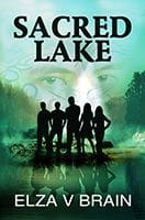 Sacred Lake by Elza Brain