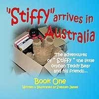 Stiffy Arrives in Australia