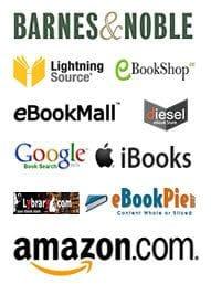 Oline book stores
