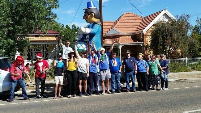 2016 Murray Bridge Christmas Pageant