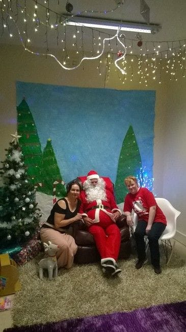 Sensory Santa at the South East!