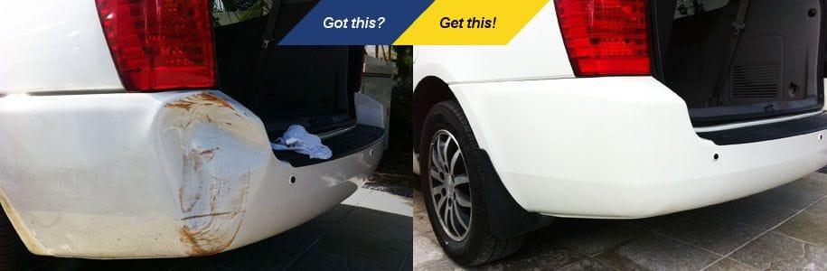 BumperTech | Quality mobile bumper repair throughout Brisbane, Gold