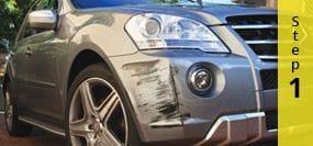 Bumper Repairs Service Brisbane Gold Coast Ipswich