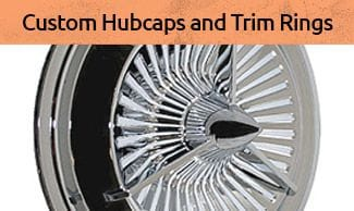 Custom Hubcaps and Trim Rings