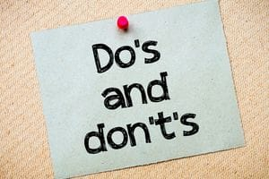 Simple Website Do's and Don'ts Every Business Should Follow