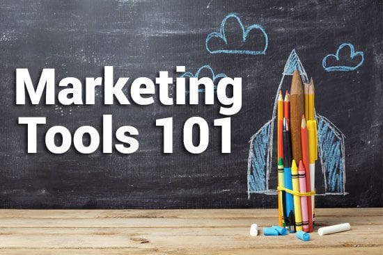 Marketing Tools 101 : What You Need In Your Marketing Backpack