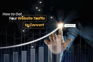 How to Get Your Website Traffic to Convert to a Paying Customer