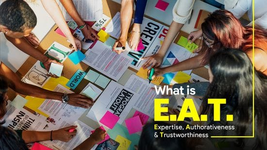 What is E-A-T? (and Why it's important for SEO)