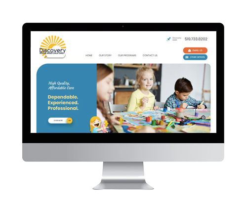 Discovery Childcare