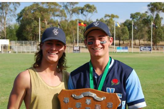 Academy Backbone of NSW Softball Success