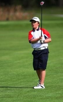 Golfers 'Nett' success out west
