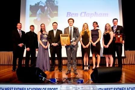 2014 South West Sydney Academy of Sport Award Winners