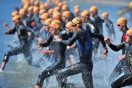 All systems 'Go' for Academy Triathlon program start