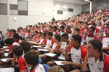 Academy to take on new intake of athletes