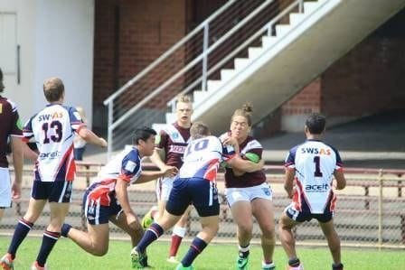 Academy Representative Rugby League ready to 'kick off'