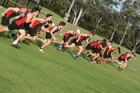 NSWRL Performance Unit Tests Academy