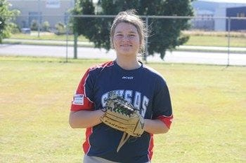 Young Softballer set to hit the big time