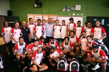 Local Sports Academy Commended by NSW Rugby League Boss