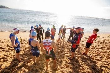 Triathlon Coach receives Australian recognition