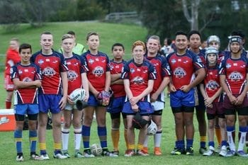 Wests Tigers Development Rugby League in good hands