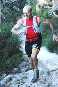 Ultra-Trail athlete joins the academy team
