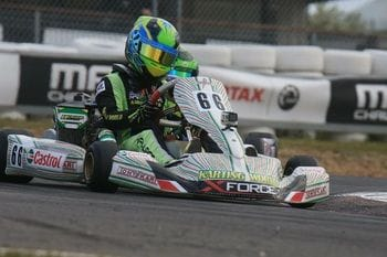 Academy Fast Tracking into 2017 with the inclusion of local Kart Racing athlete