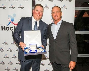 Academy head coach anointed Hockey NSW 'Coach of the Year'