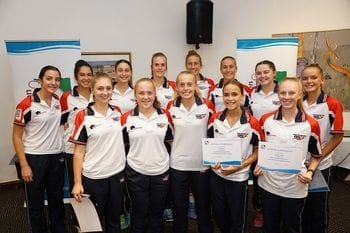 Council recognises Academy's 'Best' local athletes