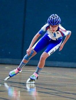 Academy Speedster Charging towards Oceania Championships