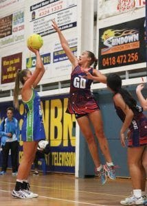 Academy's rising stars of netball launch push for higher honours