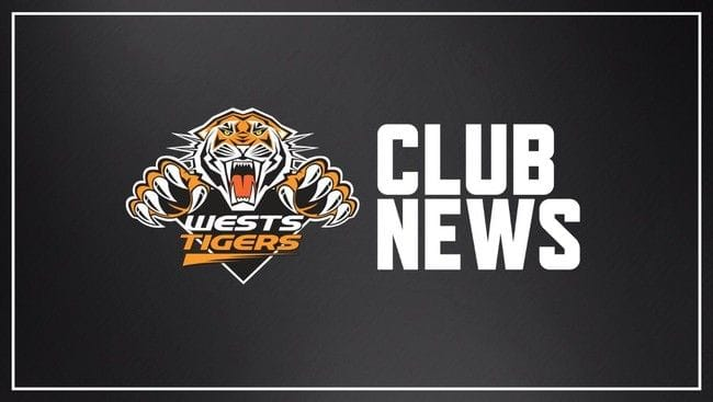 Wests Tigers launch new Junior League initiative