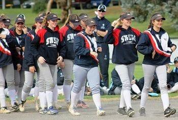 Academy Softball Set to Dominate