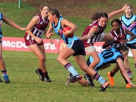 Our Best Head West for Aussie Rules Nationals