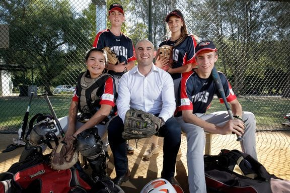Local Softball Champions Receive Funding Boost